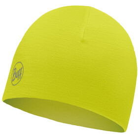Buff Microfiber Reversible Hat Reflective-Solid Yellow Fluor